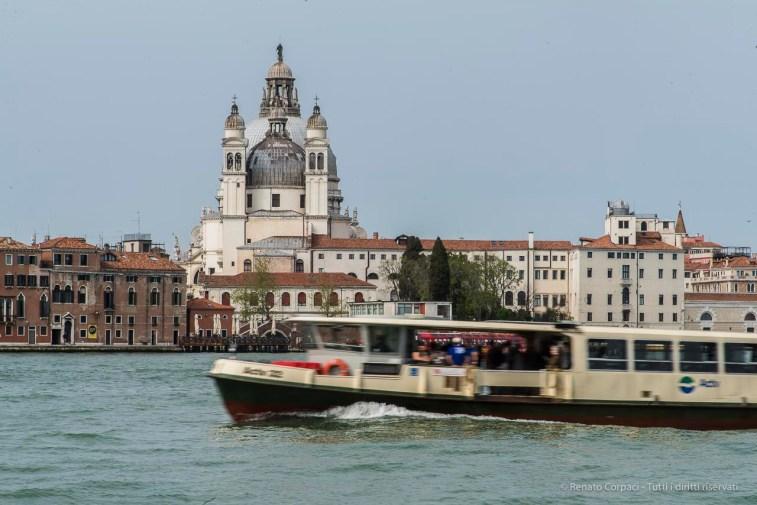 Venezia, Basilica Santa Maria della Salute viewed from isola della Giudecca. Nikon D810, 120 mm (24.0-120.0 mm ƒ/4) 1/25 ƒ/22 ISO 64