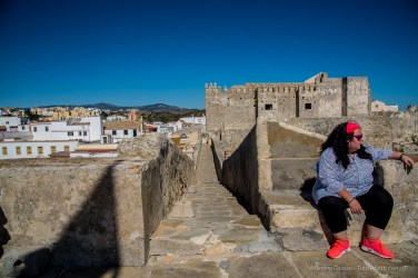 """Tarifa, Castillo de Guzman, September 2016. Nikon D810, 24 mm (24-120,0 mm ƒ/4) 1/400"""" ƒ/8 ISO 64"""