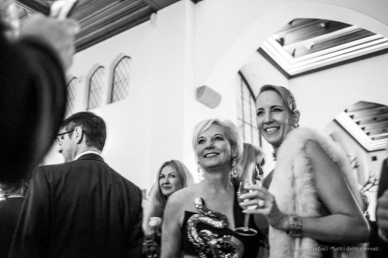 "Badrutt's Palace cocktail reception, Snow Polo World Cup, St. Moritz, January 2018. Nikon D810, 35 mm (35 mm ƒ/2) 1/80"" ƒ/2 ISO 1100"