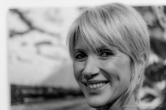 "Silvia Basta, curator, Fondazione Maimeri. Nikon D810 85 mm (85 mm ƒ/1.4) 1/100"" ƒ/1.4 ISO 140"