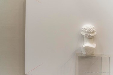Gian Enzo Sperone Gallery, Giulio Paolini, Sulla Soglia. MiArt 2018. Nikon D810, 44 mm (24-120 mm ƒ/4) 1/125 ƒ/4 ISO 280