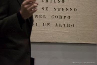 Vincenzo Agnetti, Miart, April 2018. Nikon D810, 44 mm (24-120 mm ƒ/4) 1/125 ƒ/8 ISO 2800