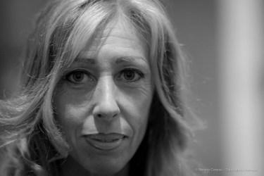 "Barbara Urso, tax consultant, Studio Ponti Ratti. Monza, May 2018. Nikon D810, 85 mm (85 mm ƒ/1.4) 1/125"" ƒ/1.4, ISO 1600"