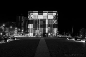 Centre Pompidou, Malaga 2015 - Nikon D810, 34mm (24-70mm ƒ/2,8) 2.0sec ƒ/5.6 ISO 64