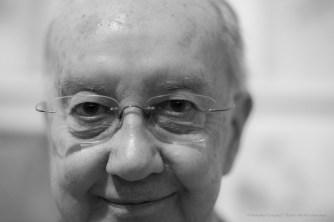 """Carlo Tognoli, Mayor of Milano from 1976 to 1986. Nikon D750, 85 mm (85.0 mm ƒ/1.4) 1/1000"""" ƒ/1.4 ISO 3200"""