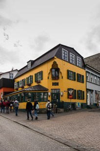 House downtown Reykjavik. Nikon D810, 24.0 mm (24.0mm ƒ/1.4) 1/100 sec ƒ/8 ISO 64