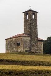Garbagnate Monastero, Chiesa di S. Martino. Nikon 810, 105 mm (105.0 mm ƒ/2.8) 1/20 sec ƒ/8 ISO 64