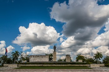 "Santa Clara, Che Guevara Memorial. Nikon D810, 24 mm (24-120.0 ƒ/4) 1/1000"" ƒ/7.1 ISO 125"