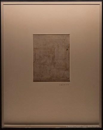 "Albrecht Dürer, ""San Girolamo nello studio"". Nikon D750, 44 mm (24-120.0 mm ƒ/4) 1/15"" ƒ/4.5 ISO 640"