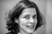 """Isolde Pludermacher, conservateur Peintures, Musée d'Orsay. March 2017. Nikon D810, 85 mm (85 mm ƒ/1.4) 1/160"""" ƒ/1.6 ISO 1600"""