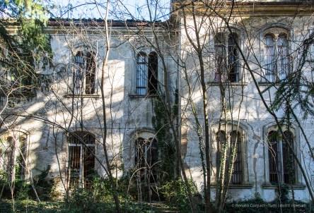 "Volterra, formerly the psychiatric asylum. January 2017. Nikon D810, 24 mm ( 24-120.0 mm ƒ/4) 1/13"" ƒ/8 ISO 64."