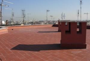 Condominio lastrico solare