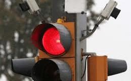 semaforo rosso e infrazione accertata con dispositivo Vista Red 1