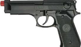 pistola giocattolo 1