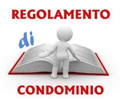 regolamento di condominio