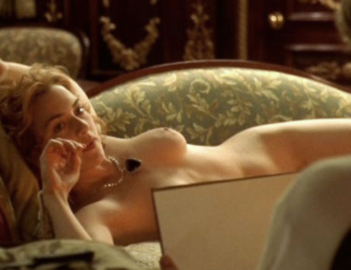 "5 - Kate Winslet (""Titanic"")"