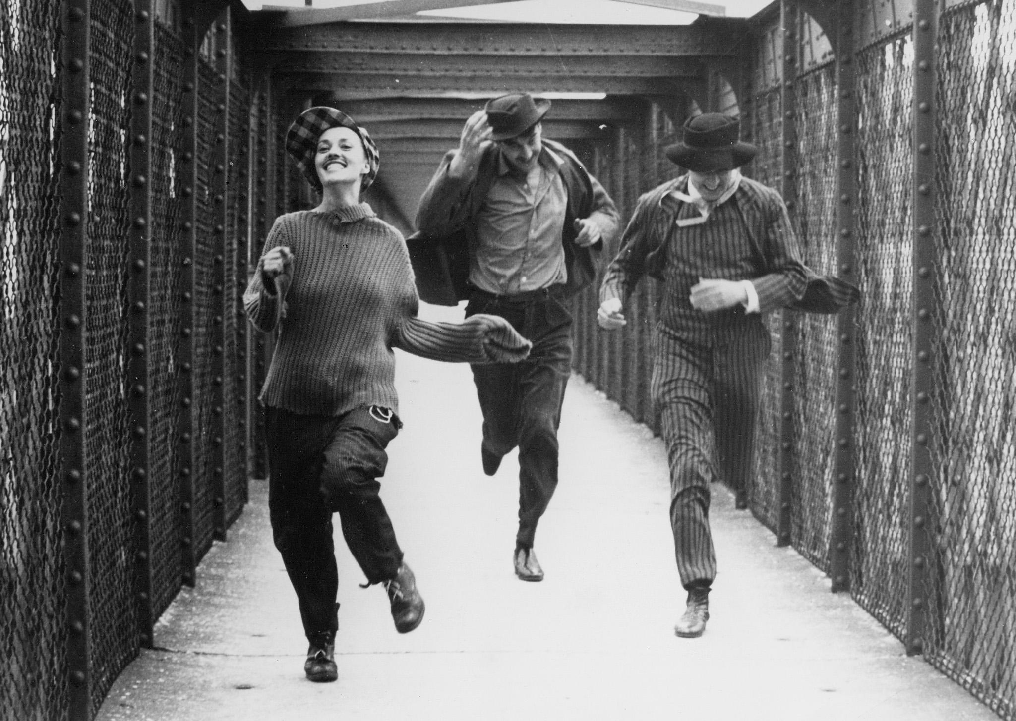 """31 - """"Jules e Jim - Uma Mulher para Dois"""" (1961)"""