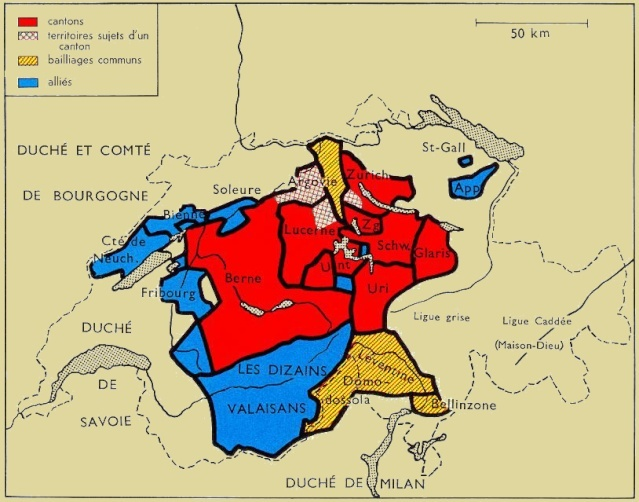 20-Suisse avant guerre Bourgogne