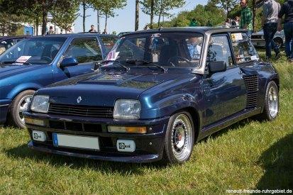 Renault R5 Turbo bei der Youngtimer Show in Herten