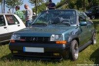 Renault R5 Cabrio bei der Youngtimer Show in Herten