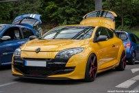 Renault Megane 3 R.S. beim Treffen des Renault Team Oberberg