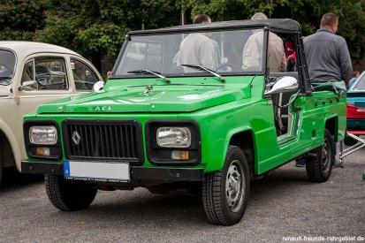 Renault Rodeo bei der Nordstern Klassik