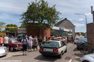 20. Renault Oldie Treffen in Mechernich