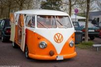 VW T1 beim Youngtimer Vestival 2016 (Saisonauftakt) in Herten