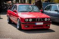 BMW E30 beim Youngtimer Vestival 2016 (Saisonauftakt) in Herten