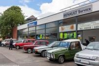 21. Renault Oldie Treffen in der Eifel