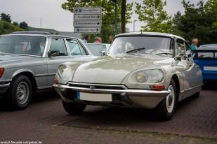 Citroen DS beim Oldtimertreff Ruhr (Juli)