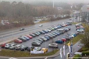 28. Nationale Alpine und Renault Clubtreffen am Nürburgring