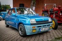 beim 21. Renault Oldie Treffen in Mechernich