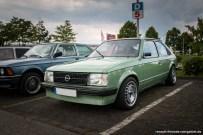 Opel Kadett D beim 2. ADAC Youngtimertreffen-Ruhr in Witten