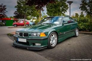 BMW M3 GT beim 2. ADAC Youngtimertreffen-Ruhr in Witten