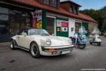 Porsche 911 Speedster beim US-Car und Youngtimer-Treffen auf Gu