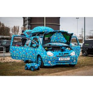 Renault Twingo - Saisoneröffnung 2018 der Twingo Freunde NRW in Oberhausen