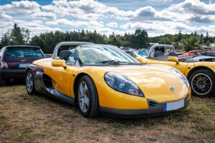 Renault Sport Spider - D´ARC Sommertreffen 2018 am Nürburgring