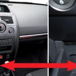 Renault Megane Mk3 Radio Wiring Diagram Power Loom Where To Find Obd2 Socket On The Meganerenault Repairs