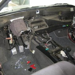 Renault Megane Scenic Radio Wiring Diagram Hitachi Nail Gun Parts Brico: Desmontar Salpicadero Entero Paso A