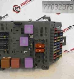 renault laguna 1993 1999 engine fuse box ebay [ 3472 x 2864 Pixel ]