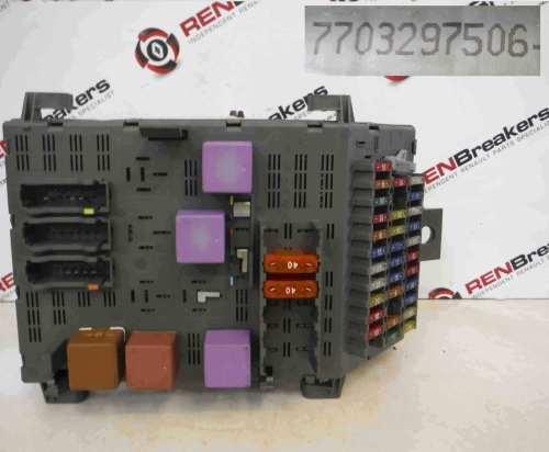 small resolution of renault laguna 1993 1999 engine fuse box ebay