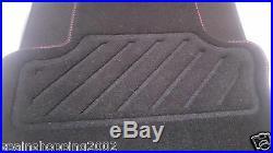 4 tapis de sol textile renault sport clio iv 4 2012 2018 rs original 8201657950