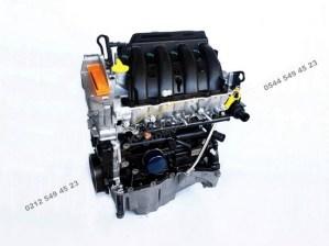 Laguna Scenic Megane Komple Motor 1.6 K4M 7701471612