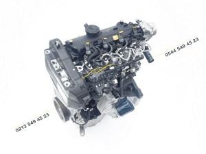 Megane 3 Scenic 3 Komple Motor K9K 636 110 BG 100014420R