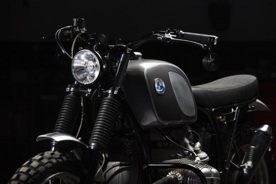 FUEL Bespoke Motorcycles BMW R100   CustomBike.cc