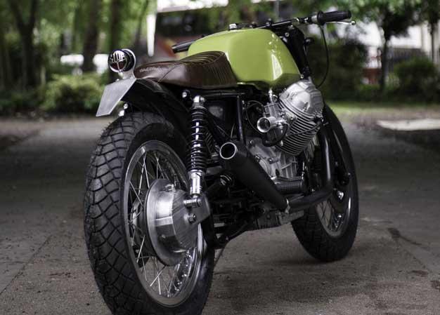 Moto Guzzi Untitled Motorcycles