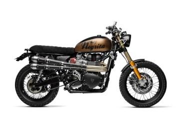South Garage Triumph | CustomBike.cc