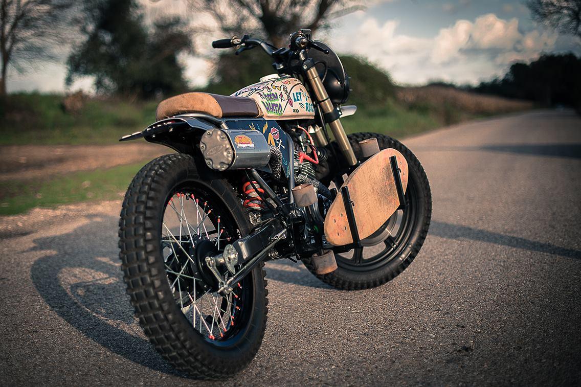 Dream Wheels Honda | CustomBike.cc