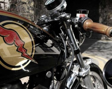 CUSTOM MOTORCYCLES, NEO-RETRO, VINTAGE & CLASSIC BIKES